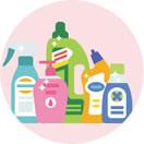 洗浄の際、洗剤はまったく使わないの?