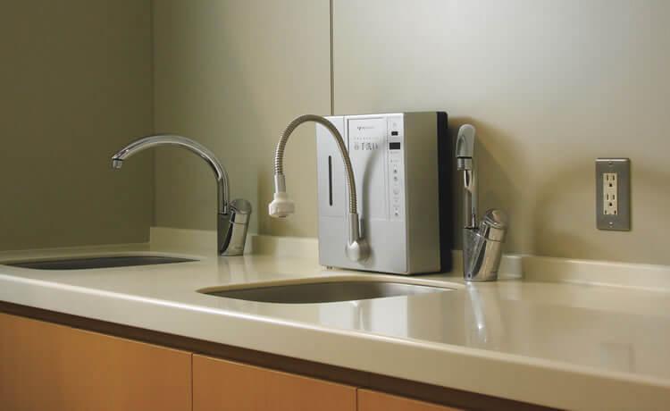 除菌電解水給水器 @手洗い®